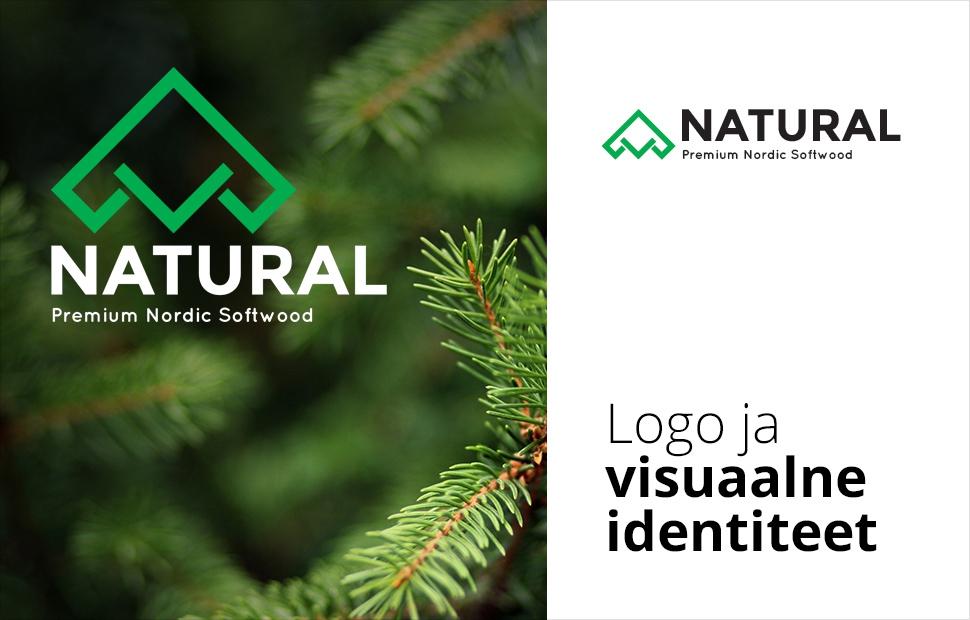 Natural identiteet, veebilahendus, trükised